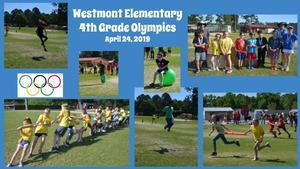 4th Grade Olympics