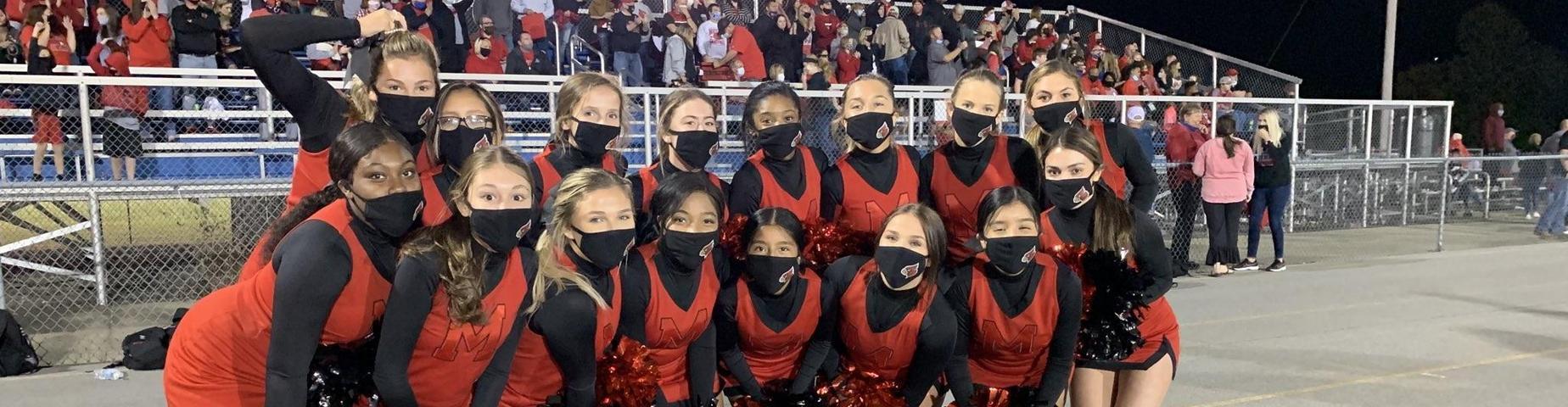 MHS 2020-2021 Cheerleaders