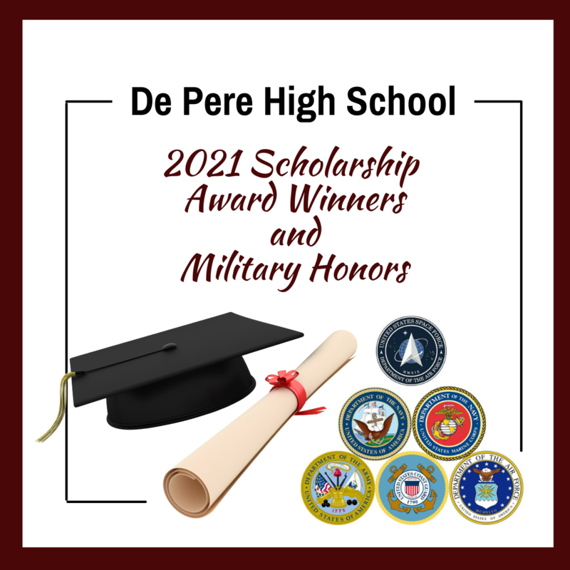 scholarships and military awards