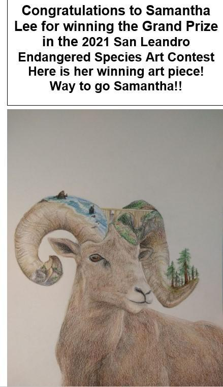 Congratulations to Samantha Lee Featured Photo