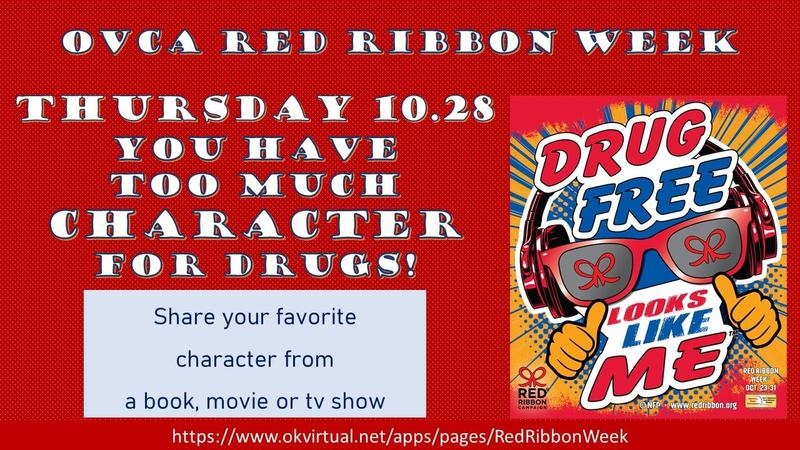Red Ribbon Week: Thursday Featured Photo