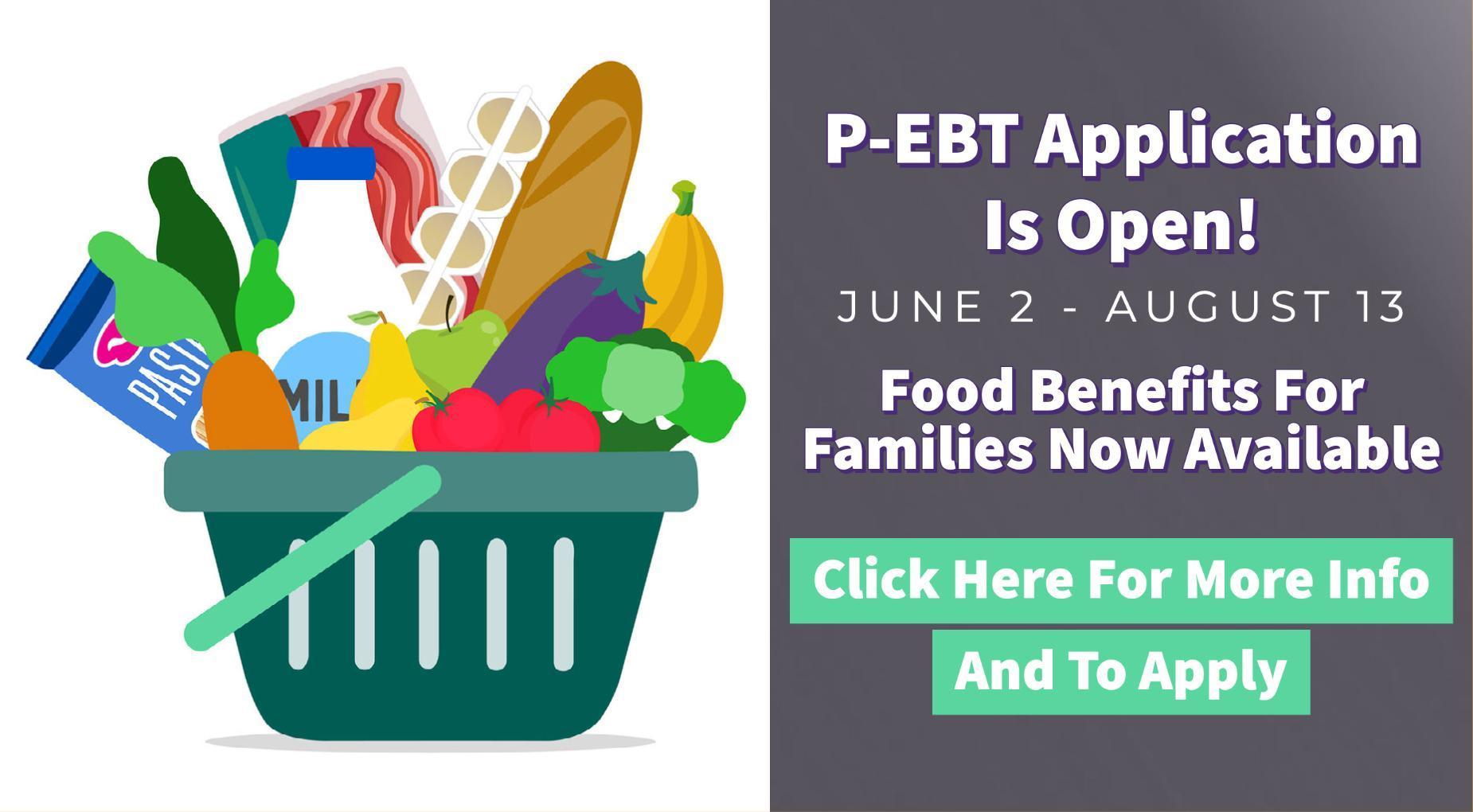 P-EBT Application Open