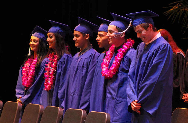 La Entrada Graduation