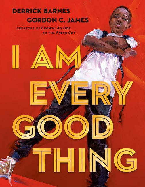 I Am Every Good Think Cover