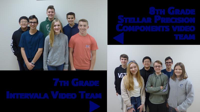 Student Video Teams