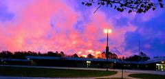 Sunrise at ARHS
