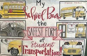 October 20-24 has been School Bus Safety Week!
