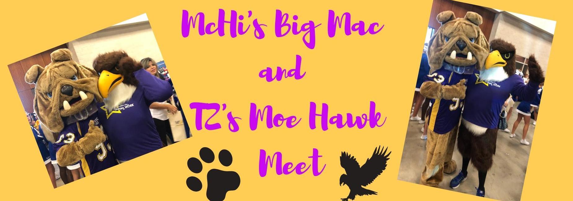 Big Mac and Moe Hawk