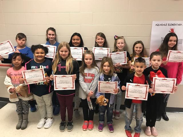 February UnBULLievable Students Featured Photo