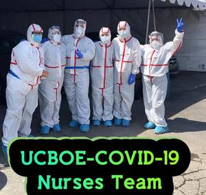 UC Covid Nurses Team