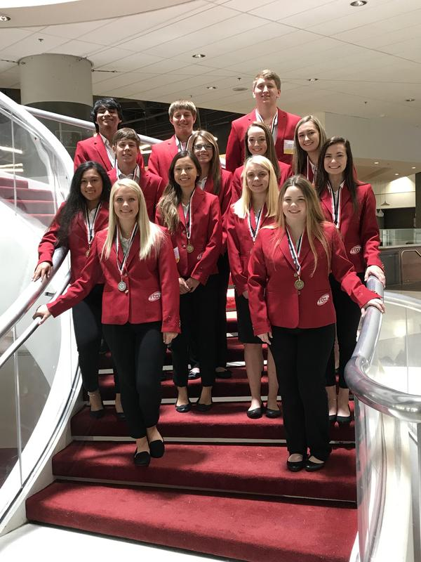 FCCLA Secures National Gold! Thumbnail Image