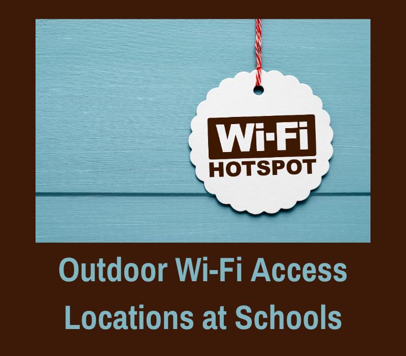 Free Wi-Fi Access Availabilty Thumbnail Image