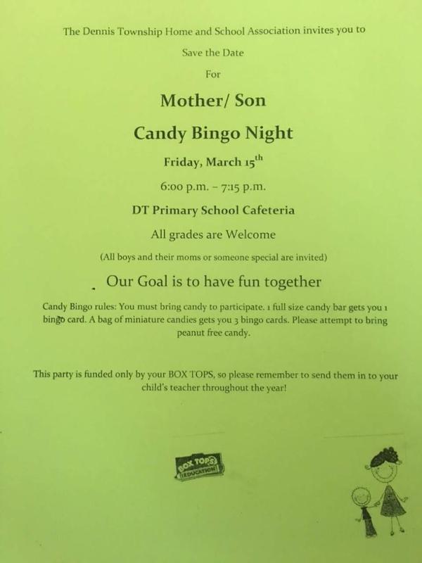 Mother & Son Bingo Night Thumbnail Image