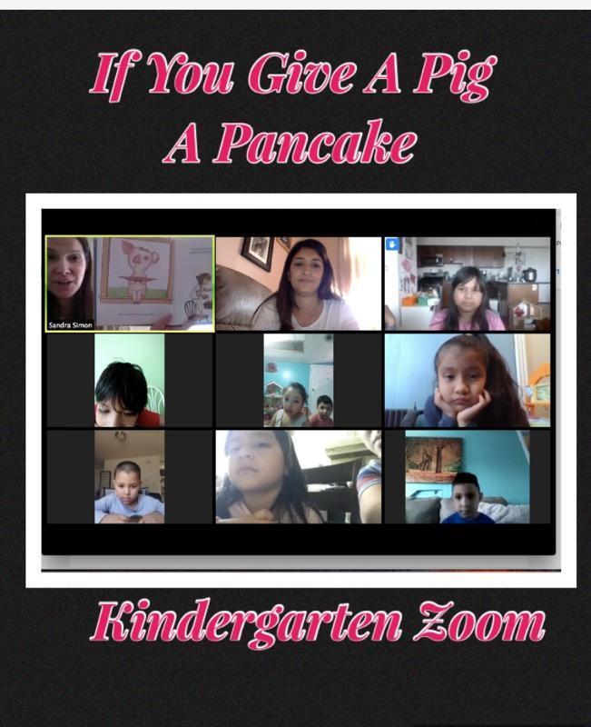 Kindergarten StoryTime Zoom