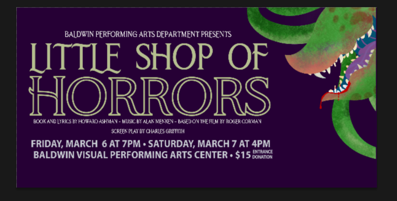 Little Shop of Horrors Featured Photo