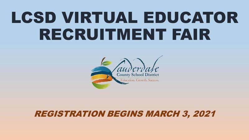 Recruitment Fair Graphic