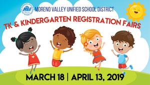 TK & Kindergarten Registration Fair