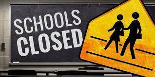 Schools will remain closed Thumbnail Image