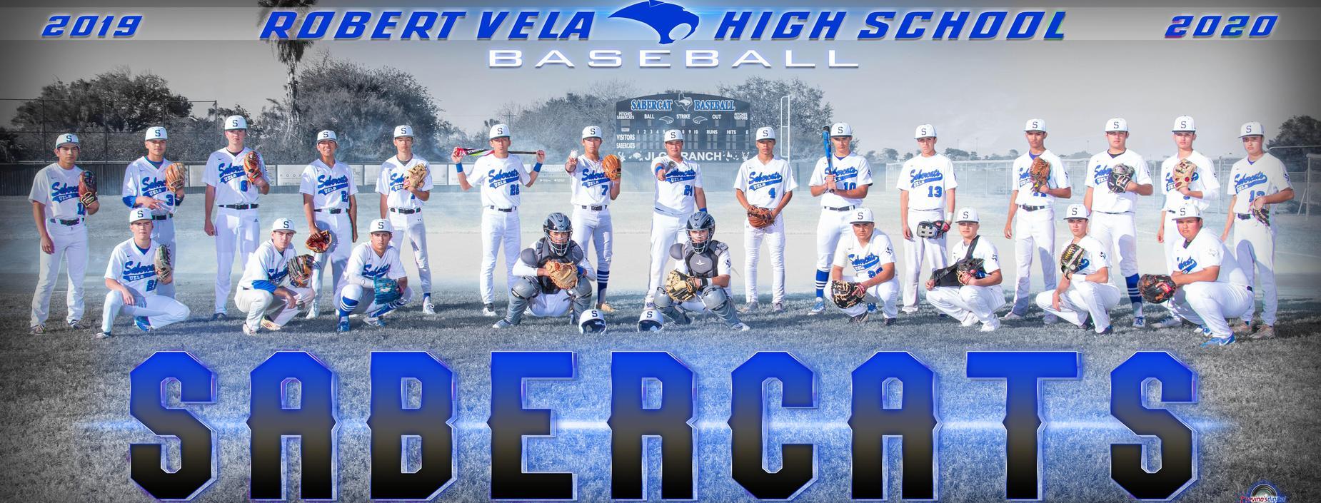 RVHS Baseball Team 2019-2020