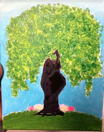 One Act Play- Painted Willow Tree