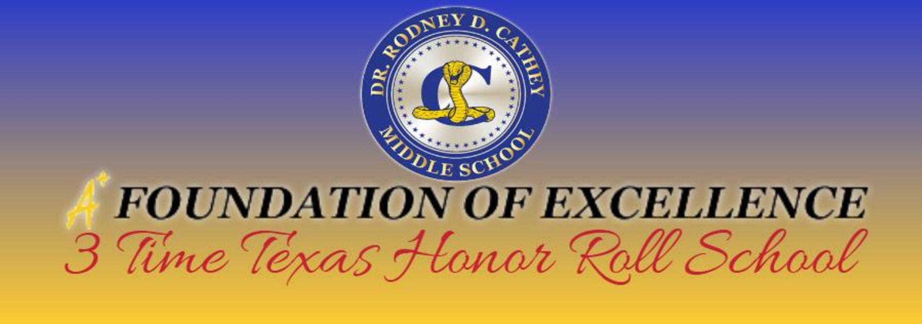 Texas Honor Roll school