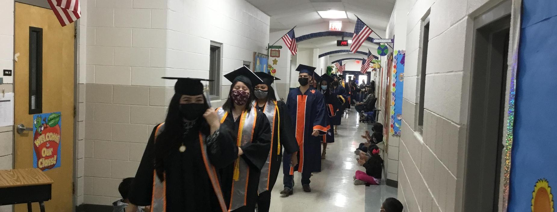 Grads Parade Image