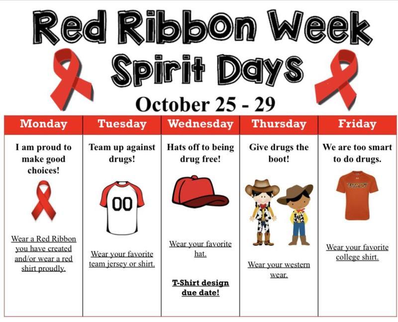 Celebrate Red Ribbon Week / Celebra Red Ribbon Featured Photo