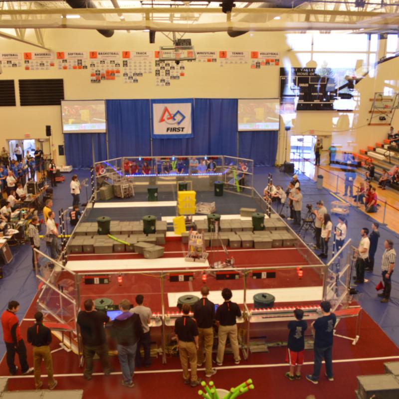Robotics Regional Competition