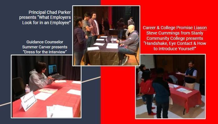Students Practice Job Seeking Skills at Job Prep Featured Photo