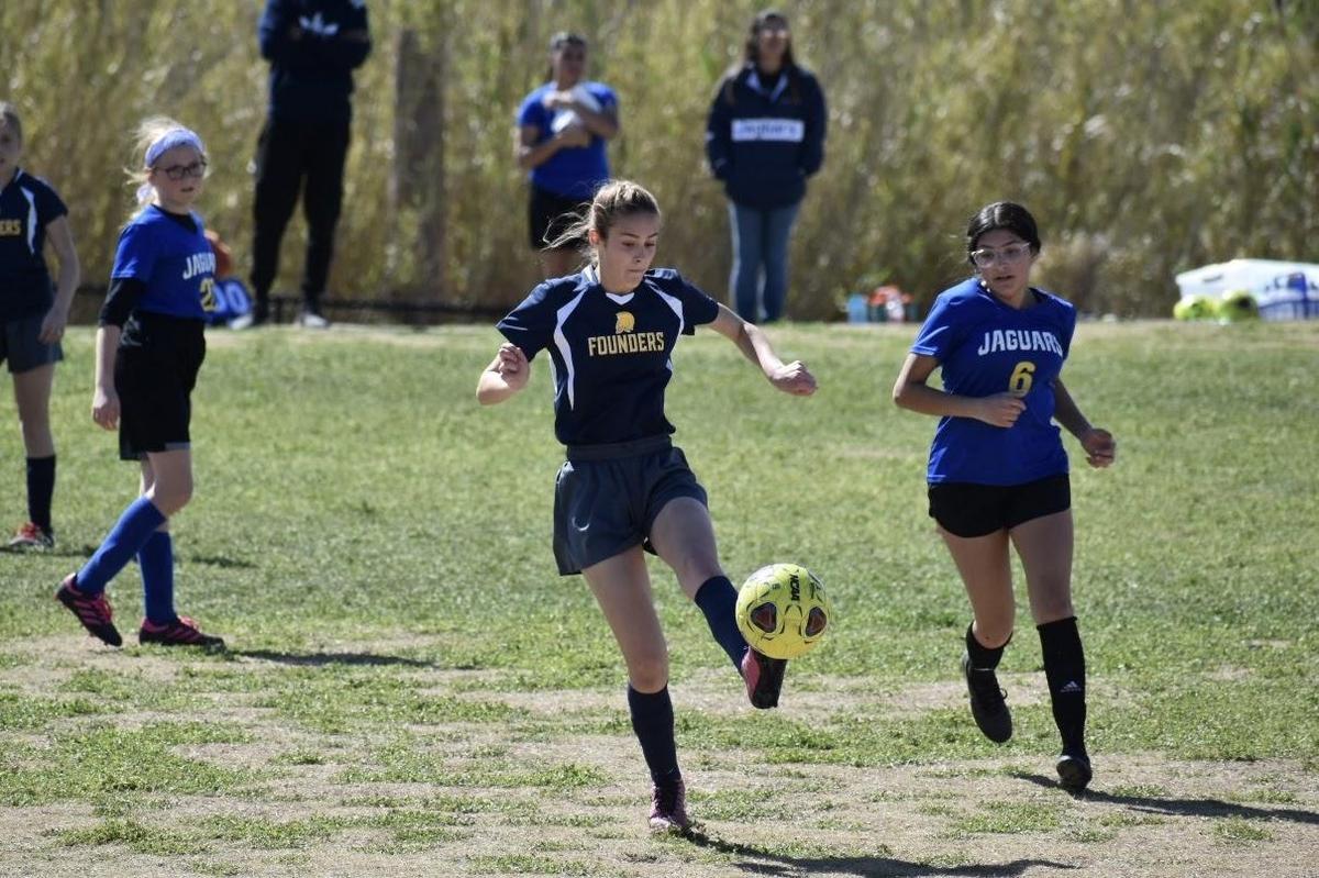 FCAS Girls Soccer