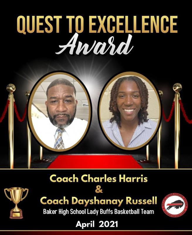 Quest to Excellence Award