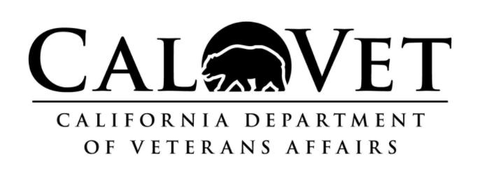 CalVet Website Logo