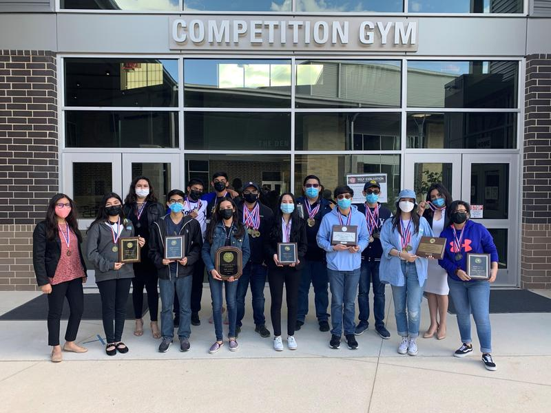 Rembrandt Secondary Academic UIL Teams Excel in District and Regional Meets! Featured Photo
