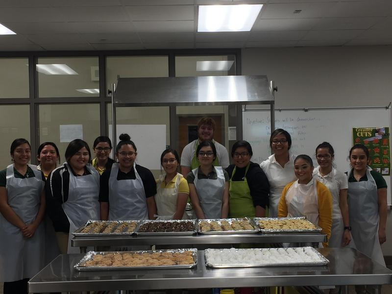 CCHS Culinary Arts and Principles of Human Services Featured Photo