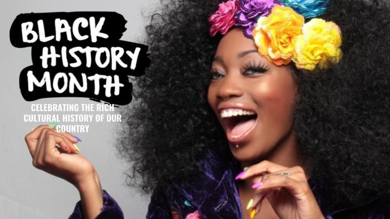 PUSD Black History Month Interactive Presentation