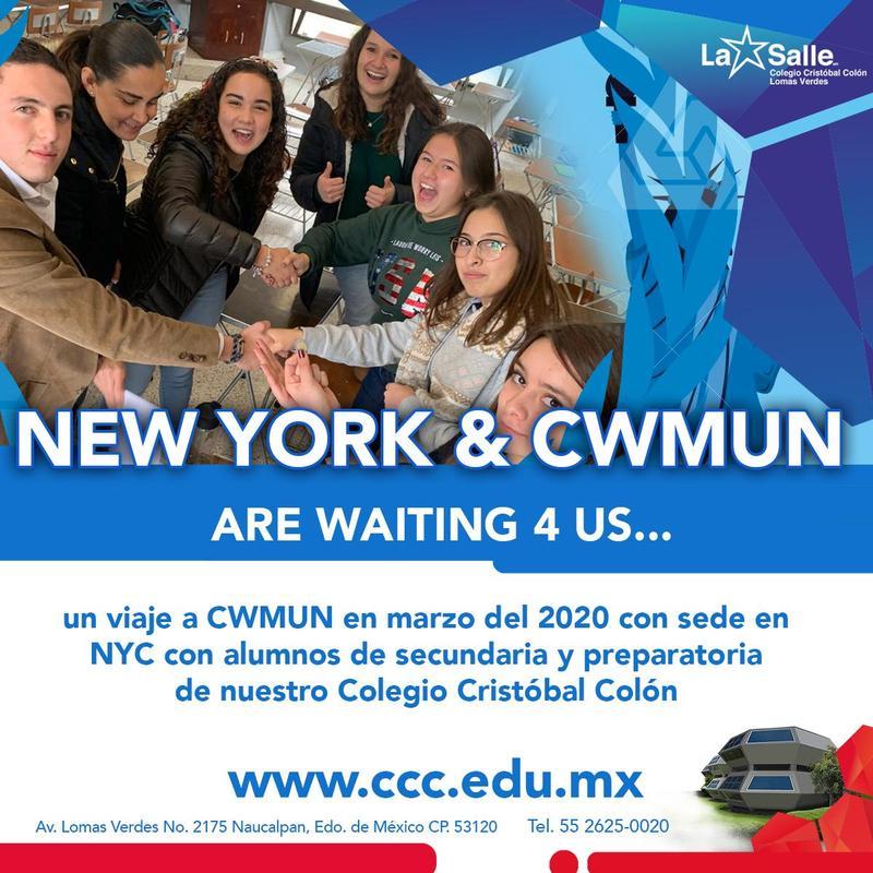 NEW YORK & CWMUN ARE WAITING 4 US... Thumbnail Image