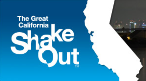 Great California Shakeout Featured Photo