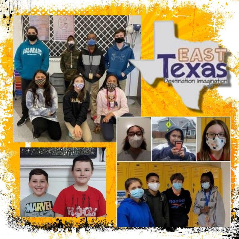 Crandall ISD Destination Imagination teams advancing to state Featured Photo