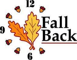 clock fall back