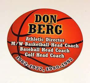 Don Berg, 1962-1977, 1990-1992