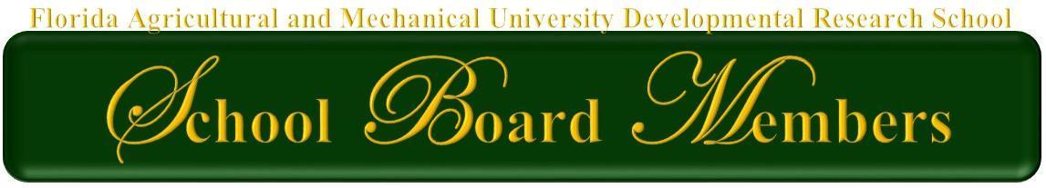 School Board Members Button