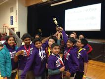 Science Olympiad Champs!