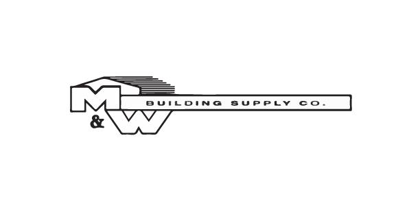 MW Building Supply logo