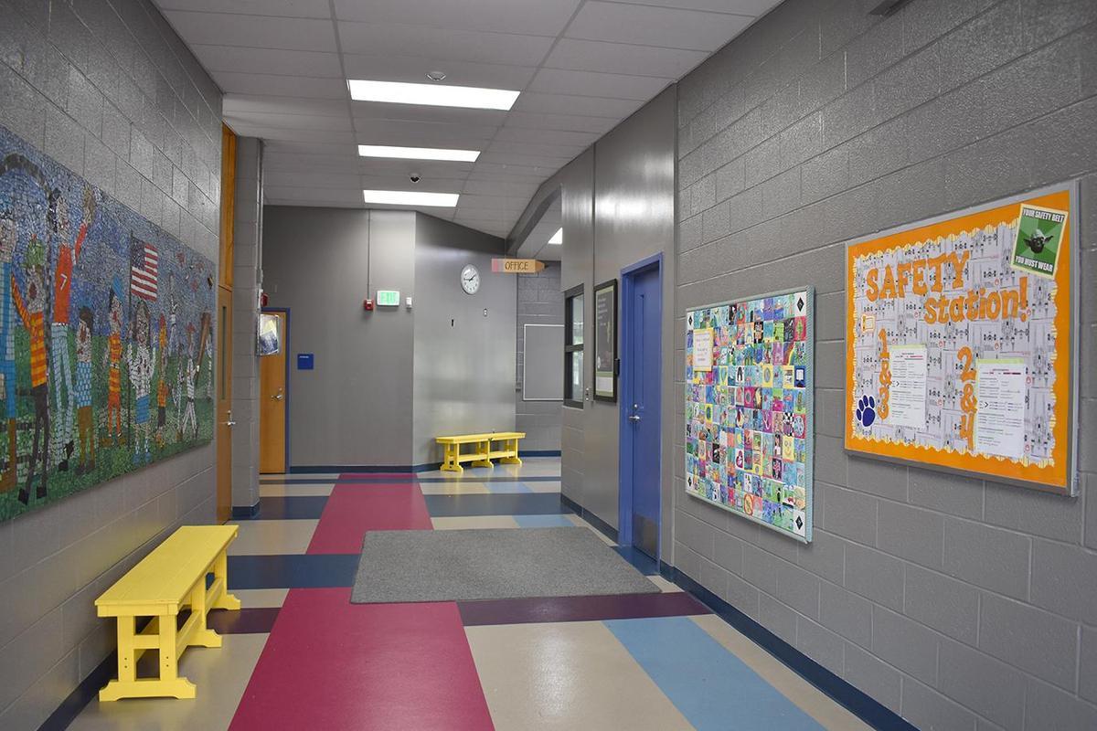 Amerman Front Hallway