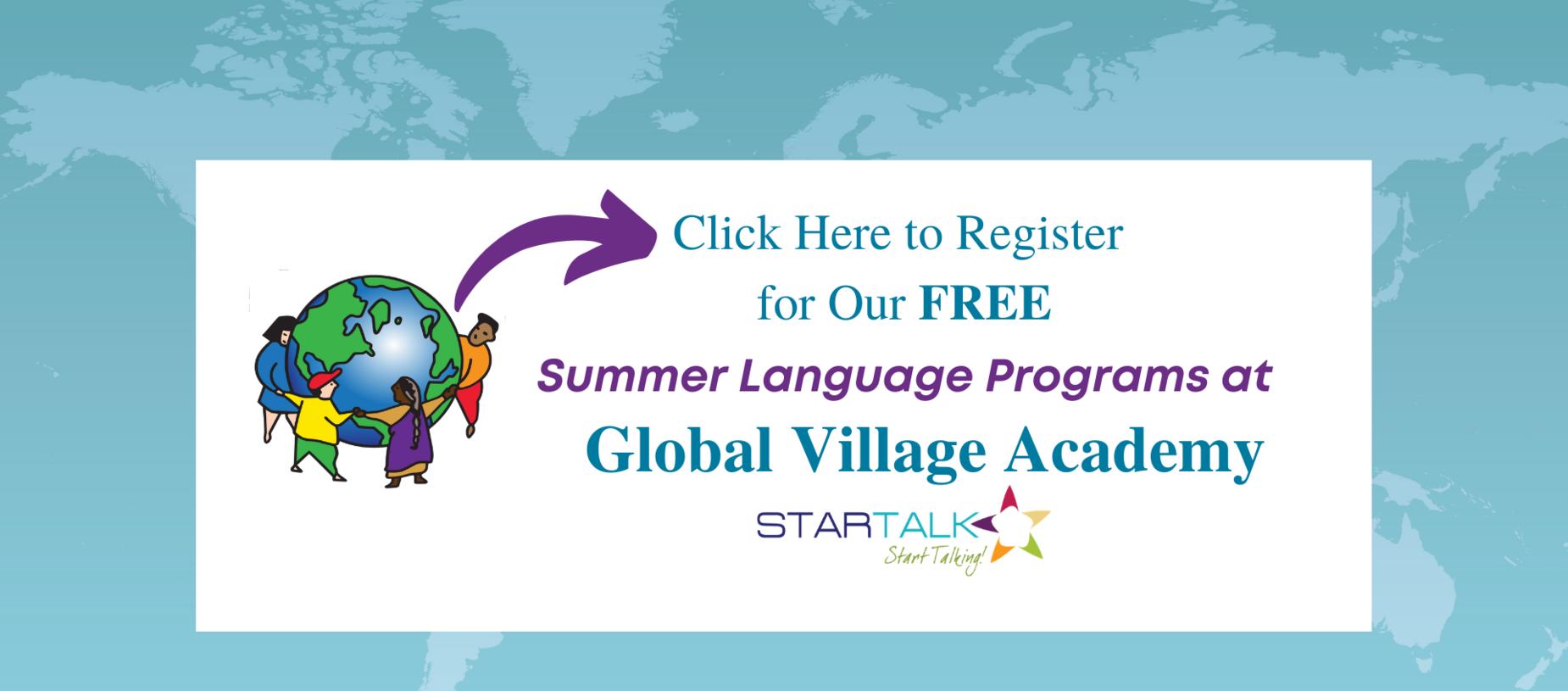 register for summer language programs