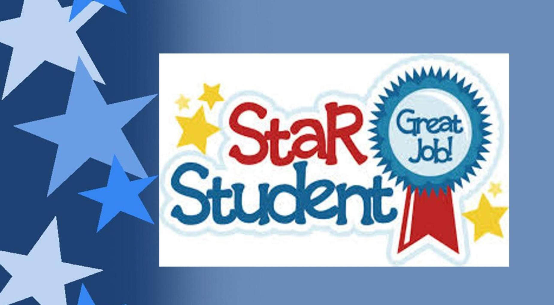Star Students for Week of October 5th-9th