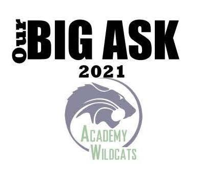 The Academy's Fundraising Campaign ~ Big Ask 2021 Thumbnail Image