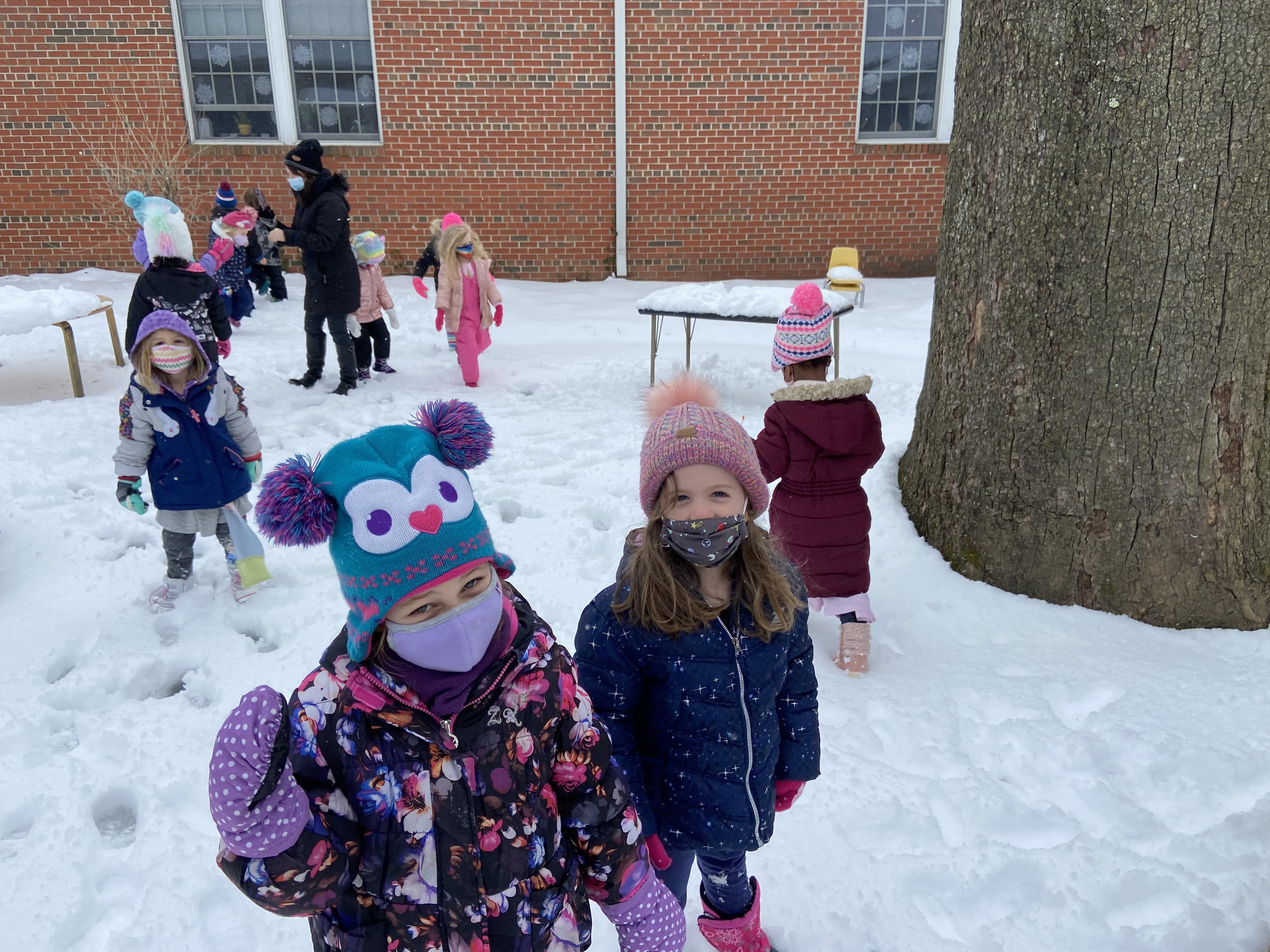 SNOW MUCH FUN! Featured Photo
