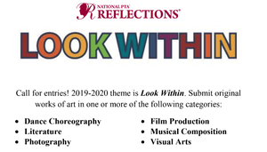 Preview of Reflections PDF flyer