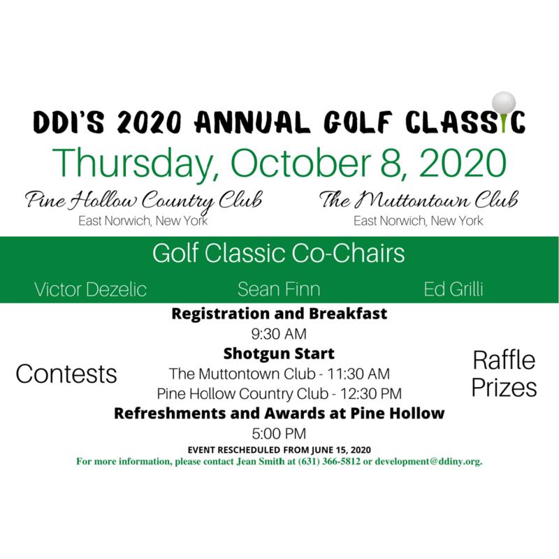 Golf annual classic